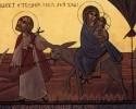 دخول العائلة المقدس الى ارض مصر