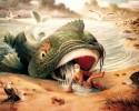 إله حنان و إنسان غفلان – تعامل الله مع يونان