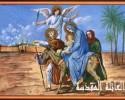 رحلة العائلة المقدسة لأرض مصر